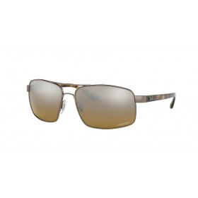 Occhiali da Sole Ray Ban Marrone rb3604ch 121/a2