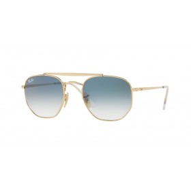 Occhiali Da Sole Ray Ban The Marshal Blu rb3648 001/3f
