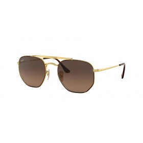 Occhiali da Sole Ray Ban The Marshal Avana rb3648 910443