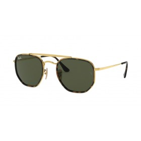 Occhiali da Sole Ray Ban The Marshal II Avana rb3648m 001