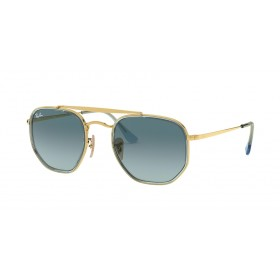 Occhiali da Sole Ray Ban The Marshal II Azzurro rb3648m 91233m