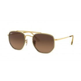 Occhiali da Sole Ray Ban The Marshal II Beige rb3648m 912443