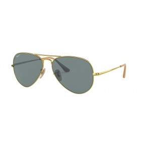 Occhiali da Sole Ray Ban Aviator Metal II Oro rb3689 9064s2