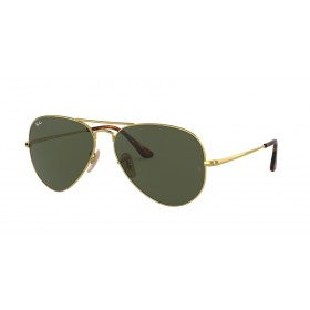 Occhiali da Sole Ray Ban Aviator Metal II Oro rb3689 914731