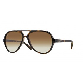 Occhiali da Sole Ray Ban Cats5000 Avana rb4125 710/51