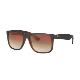 Occhiali da Sole Ray Ban Justin Marrone rb4165 714/s0