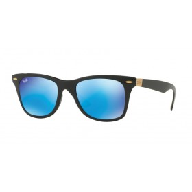 Occhiali da Sole Ray Ban Wayfarer Liteforce Nero rb4195 631855