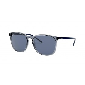 Occhiali da Sole Ray Ban Blu rb4387 639980