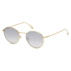 Occhiali da Sole Tom Ford Ryan-02 Oro ft0649 30c