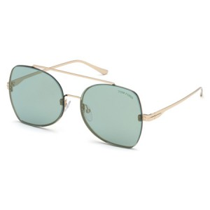 Occhiali da Sole Tom Ford Scout Verde ft0656 28q