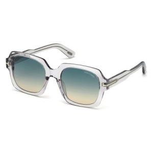 Occhiali da Sole Tom Ford Autumn Grigio ft0660 20p