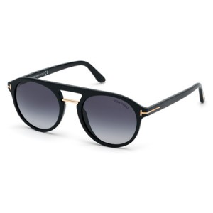 Occhiali da Sole Tom Ford Ivan-02 Nero ft0675 01w