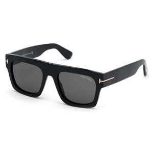 Occhiali da Sole Tom Ford Fausto Nero ft0711 01a